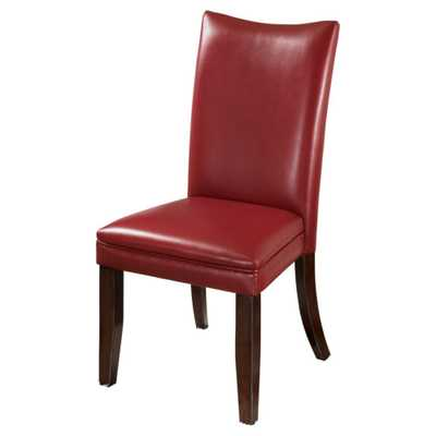 Dining Chair Red - Signature Design by Ashley - Target
