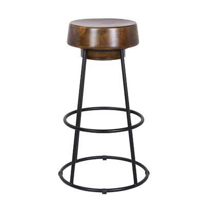 "Canby Metal 30"" Bar Stool - Wayfair"