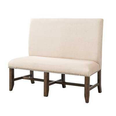 Melstone Upholstered Bench - Birch Lane