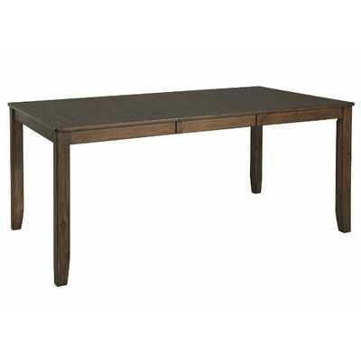 Alta Solid Wood Dining Table - Wayfair