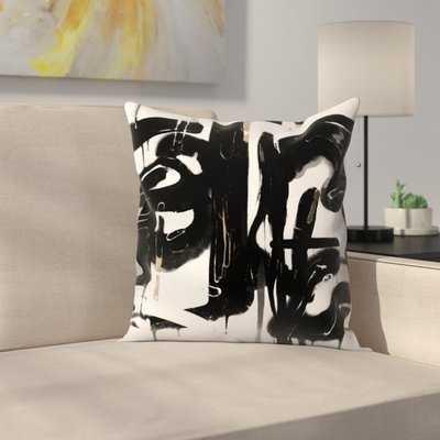 Kasi Minami Abstract 5 Throw Pillow - Wayfair