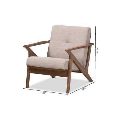 Wojtala Modern Lounge Chair - Wayfair