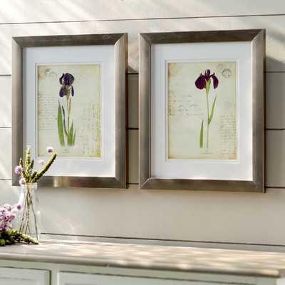 2 Piece Picture Frame Graphic Art Set - Birch Lane