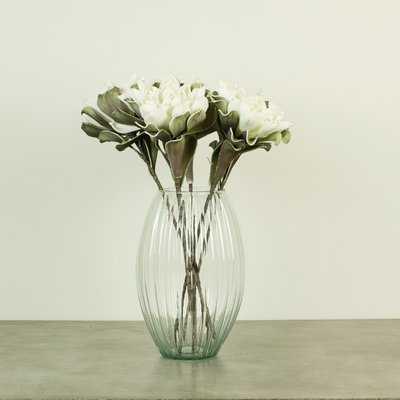 White Faux Flower Stem - Birch Lane
