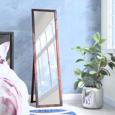 Zara Full Length Rectangle Stand Mirror - Wayfair