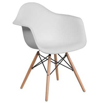 Plastic Dining Chair - Wayfair