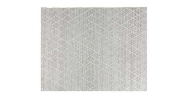 Diamin Raw Linen Rug 8 x 10 - Article