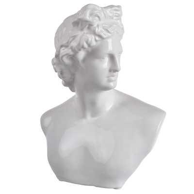 Ceramic Bust - Wayfair