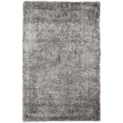 Kater Handmade Gray Area Rug - Wayfair