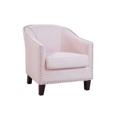 Grace Barrel Chair - Wayfair