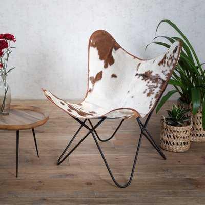 Berton Butterfly Change Chair - Wayfair