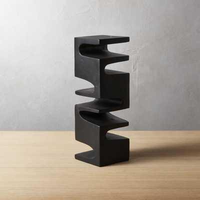Esher Pillar Sculpture - CB2