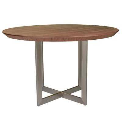 """Atlas 54"""" Round Dining Table - Wayfair"""