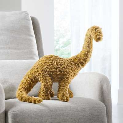 Jellycat ® Green Large Delaney Diplodocus - Crate and Barrel