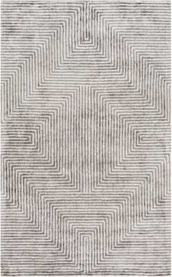 Quartz 9' x 13' Area Rug - Neva Home