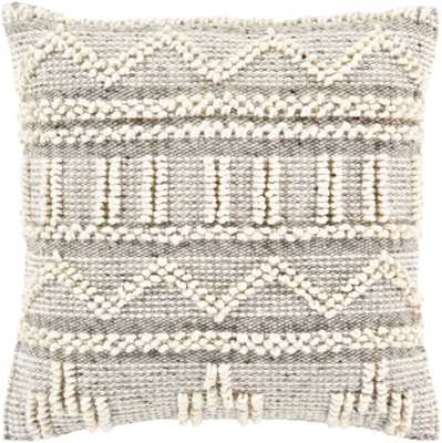 "Cazadero Pillow Cover- 22"" x 22"" - Cove Goods"