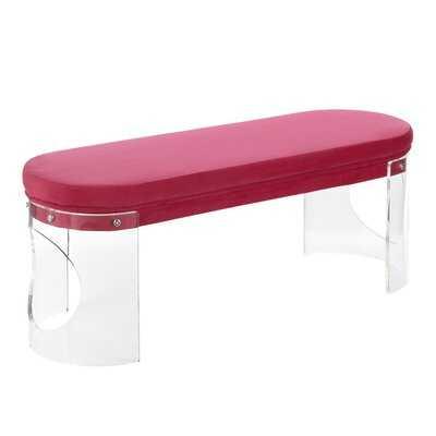 Preston Upholstered Bench - Wayfair