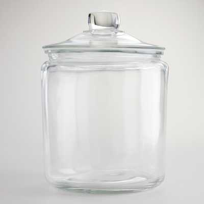 One-Gallon Glass Storage Jar by World Market - World Market/Cost Plus