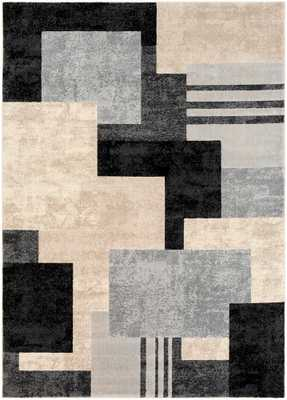 "City - 9'3"" x 12'3"" Area Rug - Neva Home"