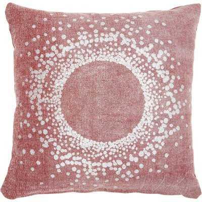 Kahn Cotton Throw Pillow - Wayfair