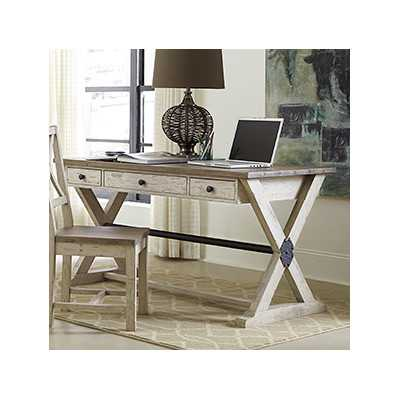 Farah Campaign Writing Desk - Wayfair