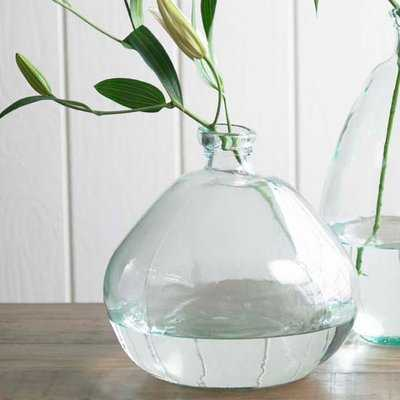 Byxbee Recycled Balloon Table Vase - AllModern
