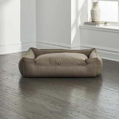 Lounge Groundhog Large Dog Bed - Crate and Barrel