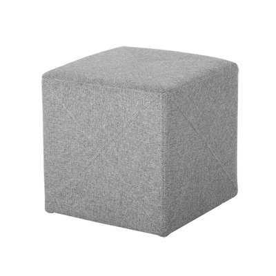 Fishback Jackson Cube Ottoman - Wayfair