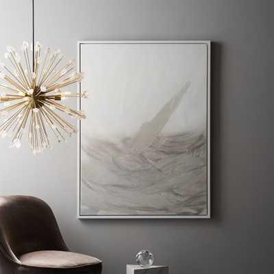 White Seas 2 Painting - CB2