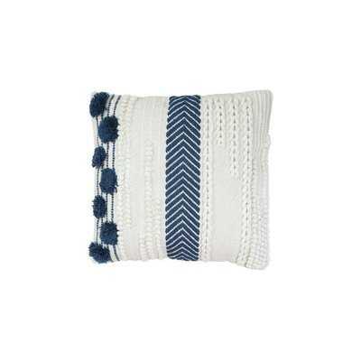 Ellerkamp Hand Woven Cotton Throw Pillow - Wayfair