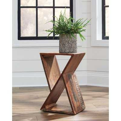 Carvalho End Table - Wayfair