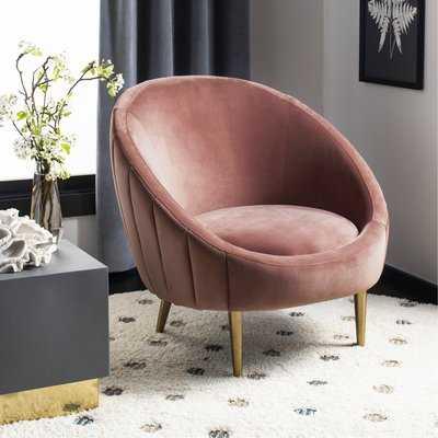 Gentner Barrel Chair - Wayfair