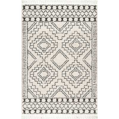Lederer Off-White Indoor Area Rug - Wayfair