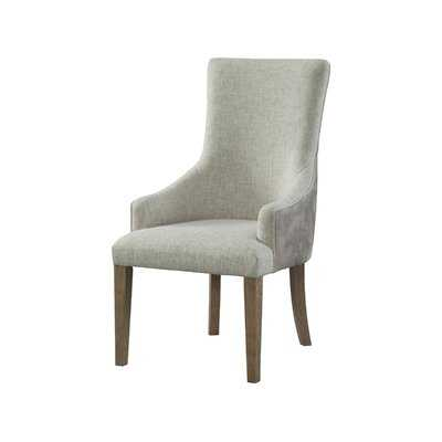 Schwenk Upholstered Dining Chair - Wayfair