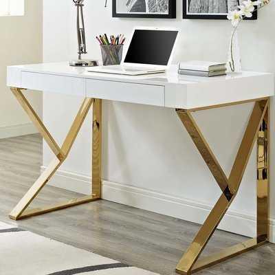 Charland Writing Desk - Wayfair
