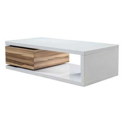 Bridgetown Coffee Table - White - AllModern