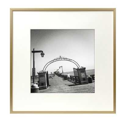 Blevins Aluminum Square Picture Frame - Birch Lane