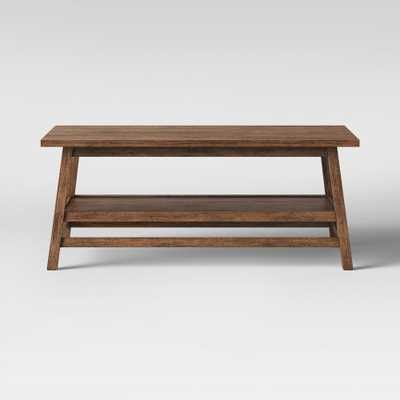 Haverhill Reclaimed Coffee Table Brown - Threshold - Target