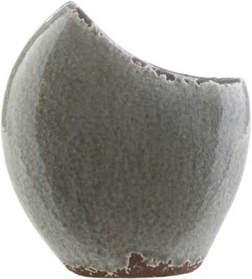 Clearwater 7.09 x 3.15 x 7.87 Table Vase - Neva Home
