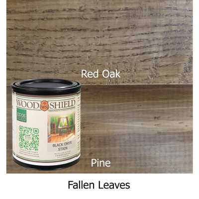 ECOS 1-qt. Fallen Leaves WoodShield Interior Stain - Home Depot