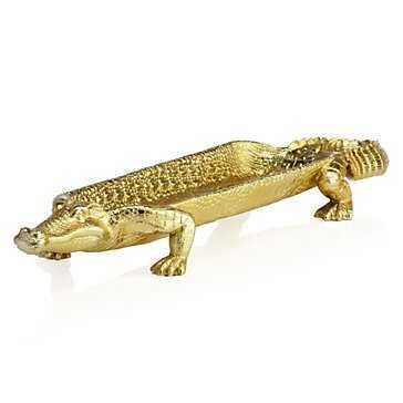 Crocodile Bowl - Z Gallerie