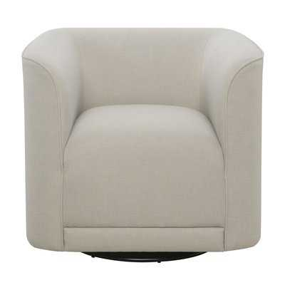Seibert Swivel Barrel Chair - Wayfair