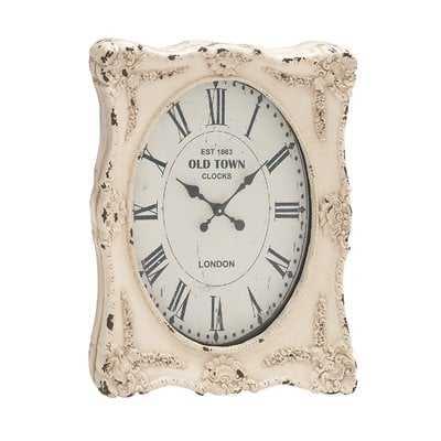 Fulton Wall Clock - Wayfair