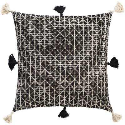 Rankins Cotton Throw Pillow - Wayfair