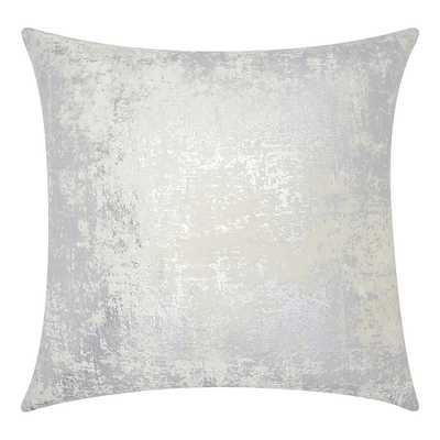 Silver Quatrefoil Throw Pillow - Mina Victory - Target