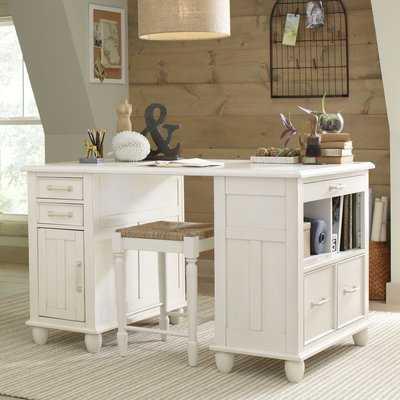 Madelynn Executive Desk - Birch Lane
