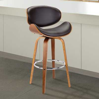Chagoya Swivel Bar Stool - Wayfair