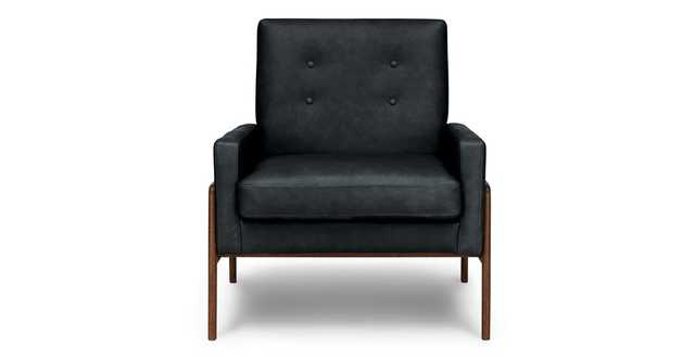 Nord Charme Black Chair - Article