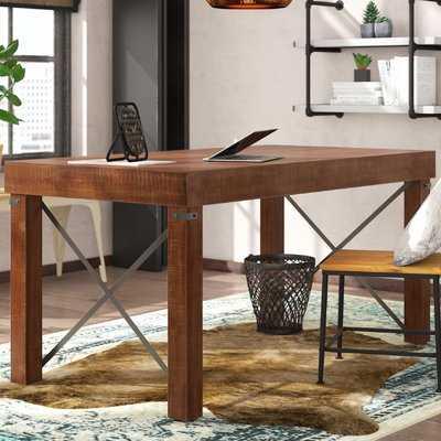 Leandra Solid Wood Desk - Birch Lane
