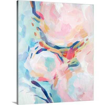 Cotton Candy I Wall Art - Wayfair
